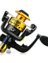 200 Size 5.1:1 3 Ball Bearings  Freshwater Fishing Ice Fishing Carp Spinning Fishing Reels