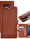 pour Samsung Galaxy s8 plus le nouveau combo polyvalent fermeture a glissiere portefeuille en cuir clair pour Samsung Galaxy s5 s6 s7 s6edge s7edge