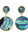 Women\'s Drop Earrings Turquoise Costume Jewelry Alloy Jewelry For Daily Casual