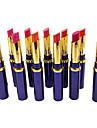 립스틱 젖은 스틱 색깔있는 글로스 24