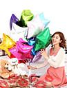 10pcs deux types de 10 pouces en forme de mariage ballon etoile grande ballons de papier d\'aluminium cadeau d\'anniversaire baloon de