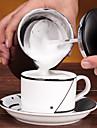 # ml Acier Inoxydable Mousseur a lait , Drip Coffee Fabricant Reutilisable
