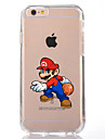 For iPhone X iPhone 8 Case Cover Transparent Pattern Back Cover Case Cartoon Soft TPU for Apple iPhone X iPhone 8 Plus iPhone 8 iPhone 7