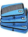 Дорожная сумка Складной Переносной Прочный Большая вместимость для Хранение в дороге Аксессуары для багажаТкань Сетчатый материал