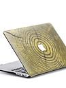 MacBook Etuis pour Macbook Apparence Bois Polycarbonate Materiel