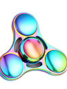 Спиннеры от стресса Ручной обтекатель Игрушки Tri-Spinner Металл EDCФокусная игрушка Сбрасывает СДВГ, СДВГ, Беспокойство, Аутизм Стресс и