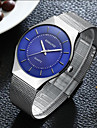 남성용 스포츠 시계 패션 시계 손목 시계 독특한 창조적 인 시계 캐쥬얼 시계 중국어 석영 방수 합금 밴드 참 캐쥬얼 창의적 우아한 실버