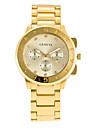 여성용 드레스 시계 패션 시계 손목 시계 독특한 창조적 인 시계 캐쥬얼 시계 중국어 석영 합금 밴드 참 캐쥬얼 우아한 실버 골드 로즈 골드