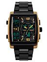 SKMEI Муж. Спортивные часы Нарядные часы Модные часы Наручные часы электронные часы Японский Цифровой LED Календарь Секундомер Защита от