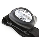 cheap Bike Lights-Headlamps LED - 5 Emitters 50 lm 1 Mode Compact Size Small Size Super Light Camping / Hiking / Caving