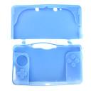 baratos Acessórios para Nintendo 3DS-capa de silicone para Nintendo 3DS (cores sortidas)