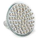 hesapli LED Spot Işıkları-3W 150-200 lm GU5.3(MR16) LED Spot Işıkları MR16 60 led Dip LED Sıcak Beyaz AC 12V