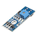 cheap Motherboards-IR Infrared Sensor Switch Module (Blue)