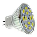 ieftine Spoturi LED-2 W Spoturi LED 250-300 lm GU4(MR11) MR11 12 LED-uri de margele SMD 5730 Alb Natural 12 V