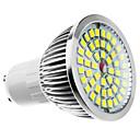hesapli LED Spot Işıkları-6W 500-550lm GU10 LED Spot Işıkları MR16 48 LED Boncuklar Sıcak Beyaz Serin Beyaz Doğal Beyaz 100-240V 85-265V
