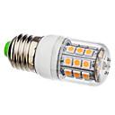 hesapli LED Mısır Işıklar-3500 lm E26 / E27 LED Mısır Işıklar T 30 LED Boncuklar SMD 5050 Sıcak Beyaz 220-240 V / 110-130 V / # / CE