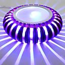 hesapli LED Tavan Işıkları-Duvar ışığı Ortam Işığı 3W 90-240V Birleştirilmiş LED Modern / Çağdaş Eloktrize Kaplama