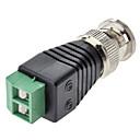 hesapli Ses ve Video Kabloları-dişi konnektör adaptörü yeşil bnc erkek