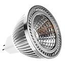 hesapli LED Yer Işıkları-2700 lm GU5.3(MR16) LED Spot Işıkları MR16 1 led COB Sıcak Beyaz AC 12V DC 12V