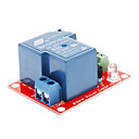 cheap Connectors & Terminals-30A 250V Relay Module - Red + Blue