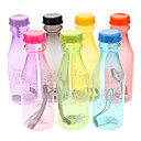 cheap Bottles & Bottle Cages-Sports Water Bottle Cycling / Bike Plastic Random Colors