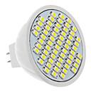 hesapli LED Spot Işıkları-330-360 lm LED Spot Işıkları 60 led SMD 3528 Serin Beyaz AC 12V
