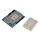 cheap Motherboards-Prototype Shield ProtoShield w/ Mini Breadboard for (For Arduino)