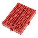 hesapli Aksesuarlar-(Arduino için) proto kalkanı için 170 puan, mini breadboard (resmi (arduino) tahtaları ile çalışır)