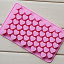 cheap Baking Tools & Gadgets-Bakeware tools Silicone Eco-friendly / Valentine's Day For Cake / For Cookie / For Pie Mold 1pc
