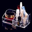 hesapli Makyaj ve Tırnak Bakımı-Makyaj Aletleri Cosmetics Storage Makyaj 1 pcs Arkilik Dört Köşeli Diğer Günlük Kozmetik Tımar Malzemeleri