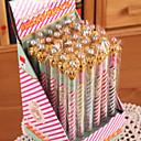 hesapli Çizim ve Yazı Aletleri-Kalem Kalem Mekanik Kalemler Kalem, Plastik Siyah Herhangi Bir Renk mürekkep Renkleri For Okul malzemeleri Ofis malzemeleri Pack