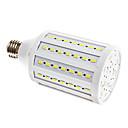 hesapli LED Aksesuarlar-20W 1600 lm E26/E27 B22 LED Mısır Işıklar T 98 led SMD 5730 Sıcak Beyaz Serin Beyaz AC 220-240V