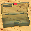 ieftine Cutii Pescuit-210 * 118 * 45mm Armata verde Fishing Box Tackle Box