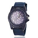 זול אביזרים ל-PS4-בגדי ריקוד גברים שעונים צבאיים שעון יד שעון תעופה קווארץ שחור / כחול / ירוק שעונים יום יומיים אנלוגי קסם קלסי - שחור ירוק נייבי שנה אחת חיי סוללה / Jinli 377