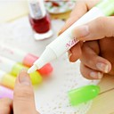 billige Sminke og neglepleie-Nail Art Tool Nytt Design Neglekunst Manikyr pedikyr Regelmessig / Personalisert / Klassisk Daglig