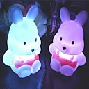 cheap LED Gadgets-LED Night Light Waterproof Battery PVC 1 Light Batteries Included 8.0*7.0*5.5cm