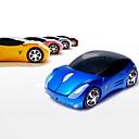 hesapli Mouse-silent creative car Kablosuz Yenilik Mouse 800 3 AAA Pil enerjili