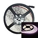 hesapli RGB Şerit Işıklar-500cm 30w 300x3528 smd 1200-1400lm 3000-3500K DC12V ıp68 su geçirmez şerit ışık sıcak beyaz led