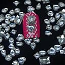 hesapli Makyaj ve Tırnak Bakımı-100pcs Nail Jewelry Mevye Çiçek Soyut Klasik Karikatür Sevimli Düğün Punk Günlük Mevye Çiçek Soyut Klasik Karikatür Sevimli Düğün Punk