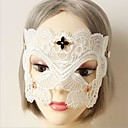 Buy Mask Cosplay Festival/Holiday Halloween Costumes Solid Lace Carnival Female