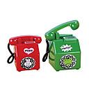 ieftine Cadouri-amuzante vechi jucării bancare de economisire formă de telefon pentru cadouri