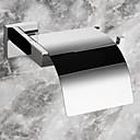 hesapli PS4 Aksesuarları-Tuvalet Kağıdı Tutacağı Yüksek kalite Çağdaş Paslanmaz Çelik 1 parça - Otel banyo