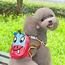 hesapli iPhone Stickerları-Kediler / Köpekler Sırt Çantası Gül Köpek Giyimi İlkbahar/Kış Karton Düğün / Cosplay / Su Geçirmez