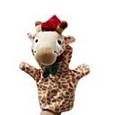 preiswerte Santa Anzüge-Hirsch Fingerpuppen Marionetten Handpuppe Niedlich lieblich Neuartige Zeichentrick Textil Plüsch Mädchen Jungen Geschenk