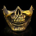 preiswerte Halloween Cosplay-1pc Kunststoff Halloween-Masken Masken