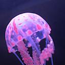 ieftine Butoni-imitație meduze colorat pentru decorarea ornament pentru acvariu