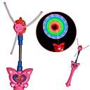 preiswerte Leuchtendes Spielzeug-elektrische Blitzfischmusikwindmühle