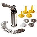 hesapli Makyaj ve Tırnak Bakımı-Bakeware araçları Aluminyum / ABS Çevre-dostu / Kendin-Yap Kek / Kurabiye / Tart Pişirme Kalıp