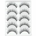 preiswerte Make-up & Nagelpflege-Augenwimpern Make-up Utensilien Falsche Wimpern Bilden Augenwimpern Alltag Alltag Make-up Voluminisierung Natürlich Kosmetikum Pflegezubehör