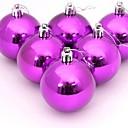 cheap Home Decoration-Christmas Tree Decoration Plastic Christmas Balls